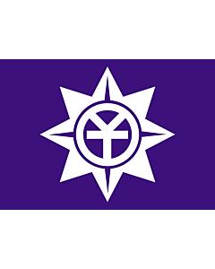 Flag: Okayama Prefecture