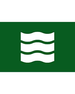 Flag: Hiroshima Prefecture