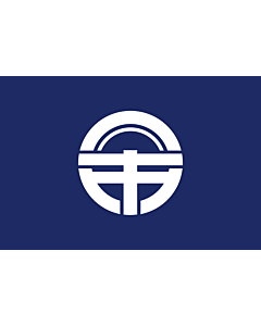 Flag: Tokushima Prefecture