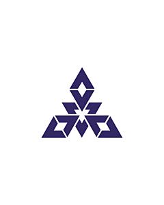 Flag: Fukuoka