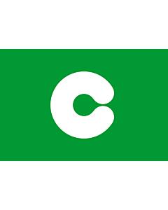 Flag: Kumamoto Prefecture