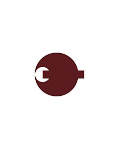 Flag: Nara Prefecture, Japan