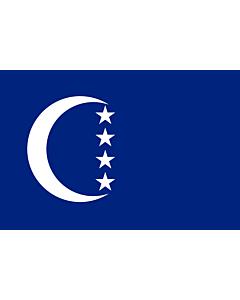 Flag: Grande Comore