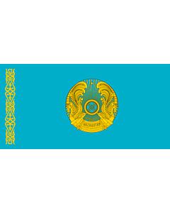 Flag: Standard of the President of Kazakhstan