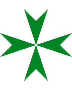 Flag: Order of Saint Lazarus