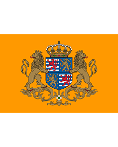 Flag: Standard of the Grand Duke of Luxembourg