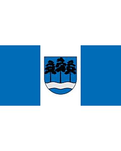 Flag: Ogre, Latvia