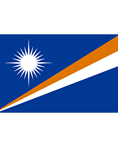 Flag: Marshall Islands