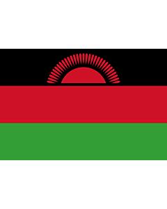 Flag: Malawi