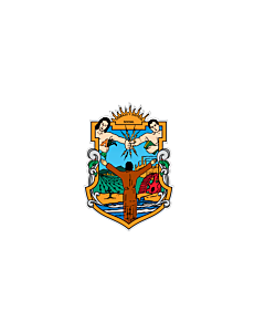 Flag: Baja California