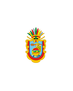 Flag: State of Guerrero