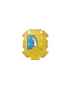 Flag: San Luis Potosí