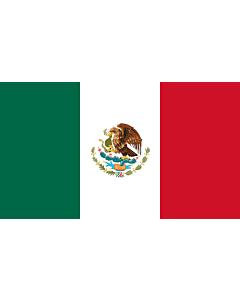 Flag: Mexico