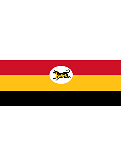 Flag: Federated Malay States  1895 - 1946 | Federated Malay States  FMS  1895 - 1946