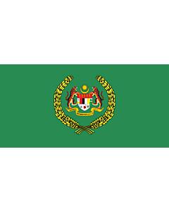 Flag: The Royal Standard of the Raja Permaisuri Agong