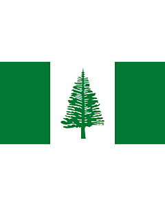 Flag: Norfolk Island