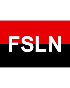 Flag: FSLN | Fuimos siempre ladrones nacionales