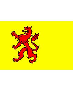 Flag: South Holland