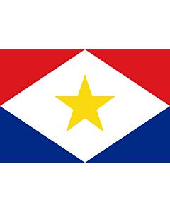 Flag: Saba