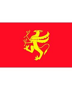 Flag: Troms