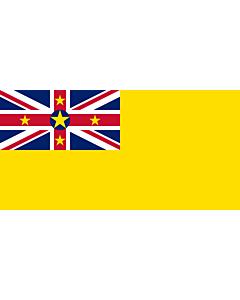 Flag: Niue