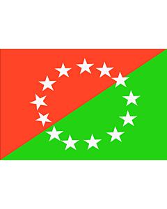 Flag: Chiriqui  Panamà