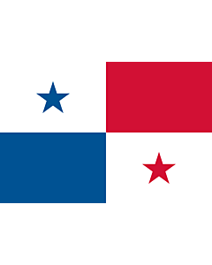 Flag: Panama