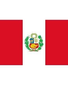 Flag: Peru