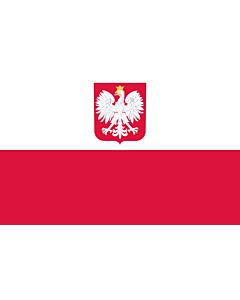 Flag: Poland