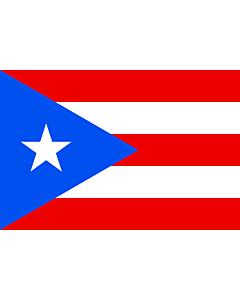 Flag: Puerto Rico
