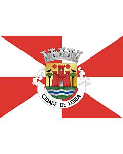 Flag: Leiria District