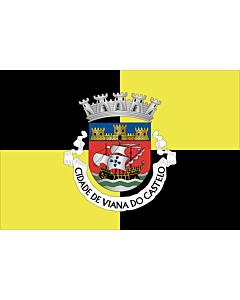 Flag: Viana do Castelo District