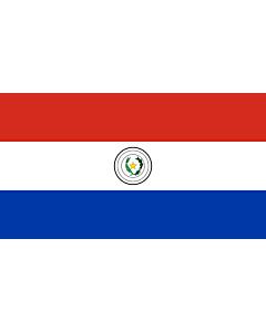 Flag: Paraguay