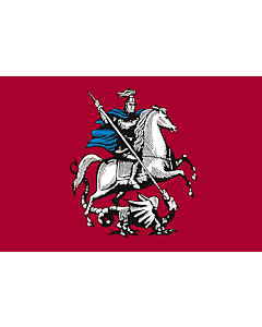 Flag: Moscow