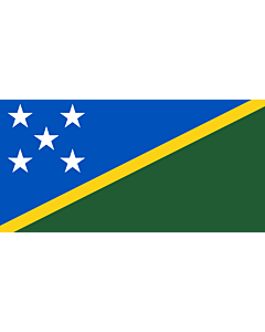 Flag: Solomon Islands
