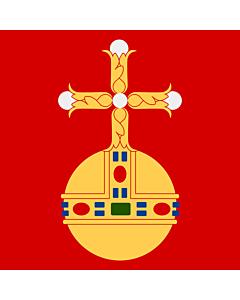 Flag: Uppsala County