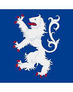 Flag: Halland County