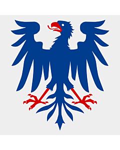 Flag: Värmland County