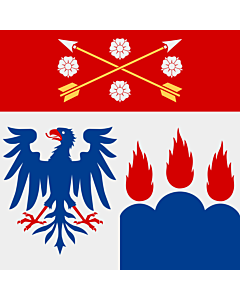 Flag: Örebro County