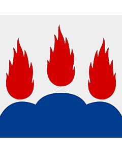 Flag: Västmanland County