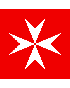 Flag: Sovereign Military Order of Malta (SMOM)