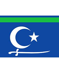 Flag: Sool Sanaag Ayn/Cayn regions (Somalia)
