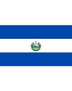 Flag: El Salvador