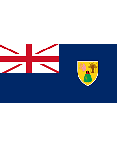 Flag: Turks and Caicos Islands