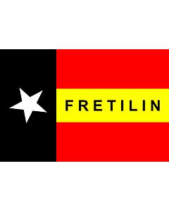 Flag: FRETILIN