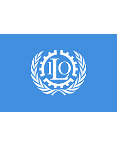 Flag: International Labour Organization