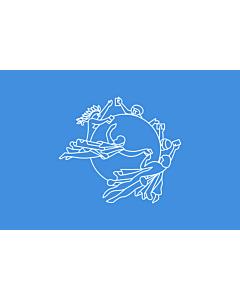 Flag: Universal Postal Union