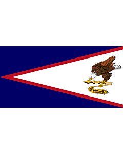 Flag: American Samoa