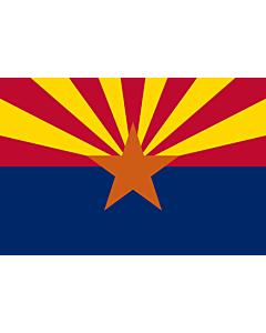 Flag: Arizona