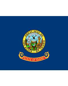 Flag: Idaho